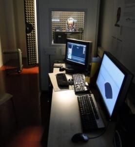 The ALPS experimental area.